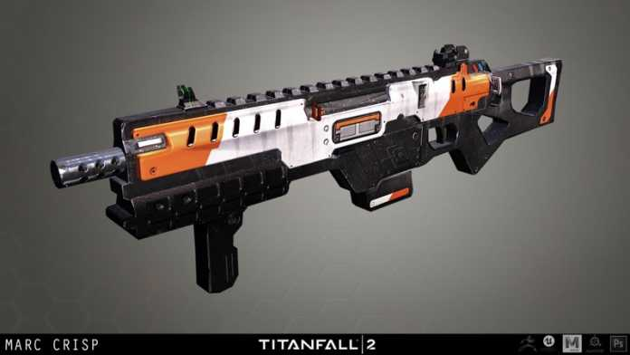 Respawn Entertainment may have leaked a new Apex Legends Weapon Photo