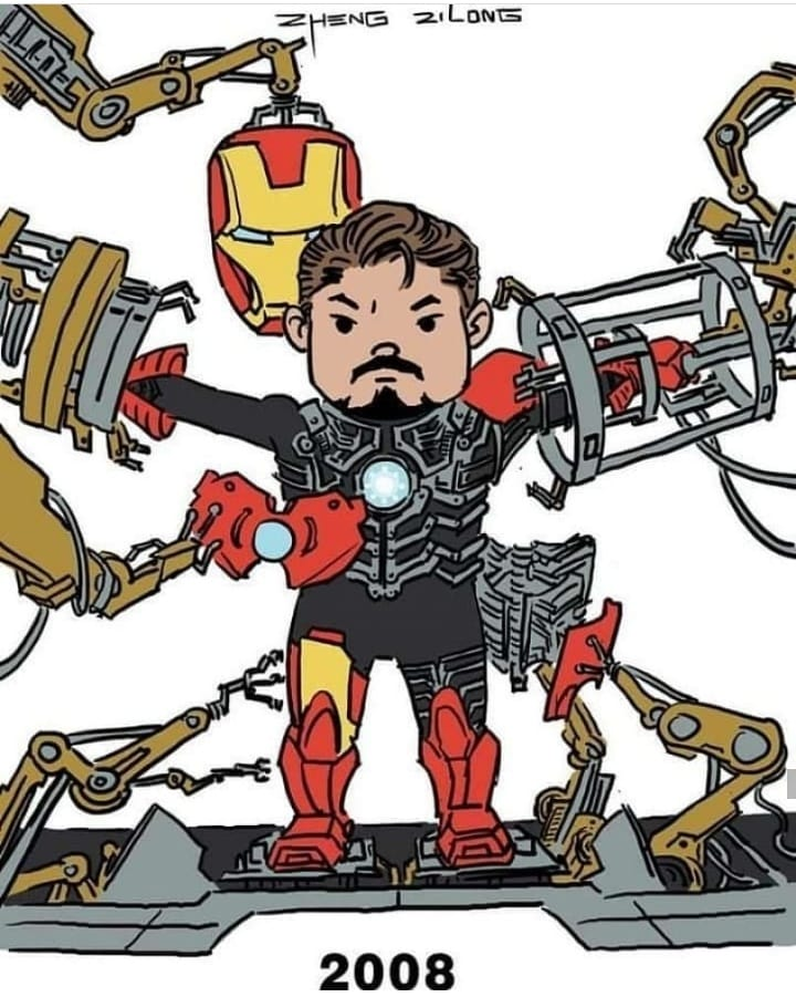 download Iron Man Artwork