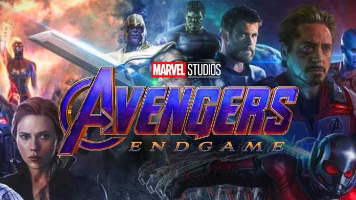 First Official Look At Thanos In Avengers: Endgame