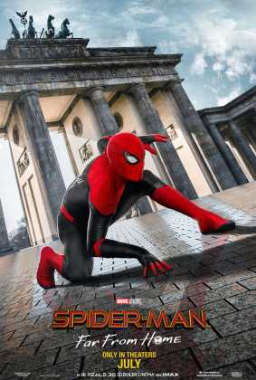 Spider-Man: Far From Home Images