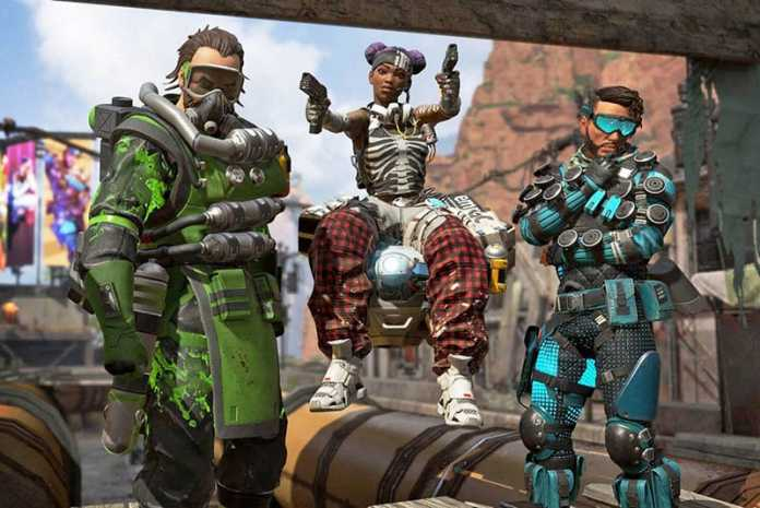 Free Legendary Hunt skins Apex legends