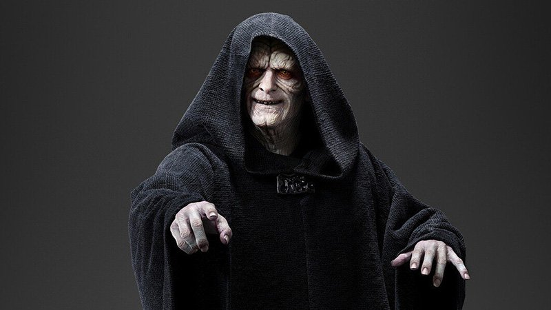 Emperor Palpatine set to return in Star Wars Episode IX The Rise of Skywalker Photo