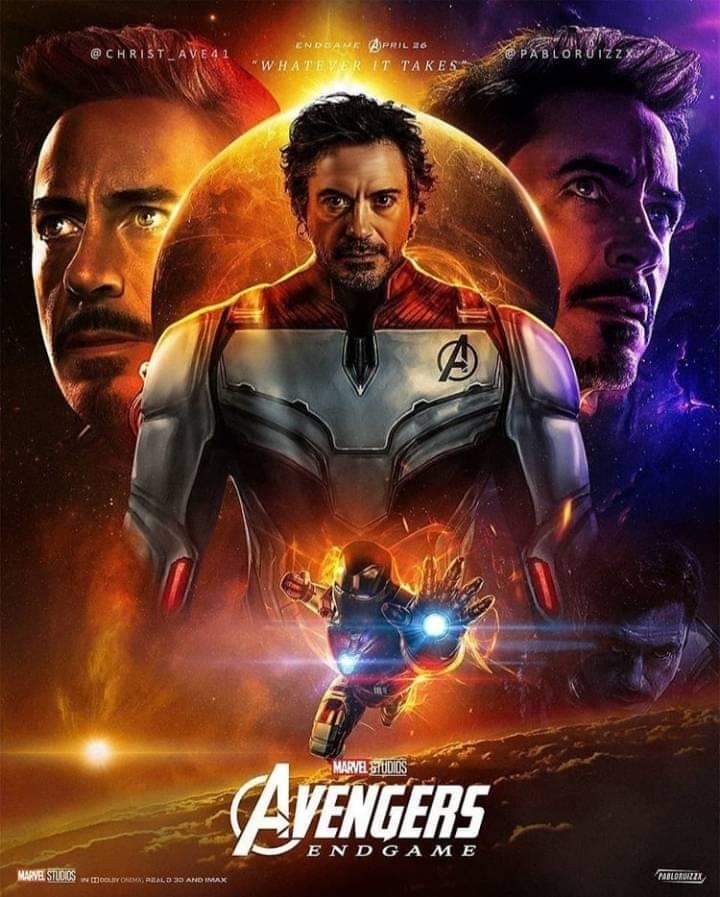 Avengers Endgame Movie