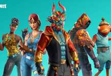 Fortnite Update v8.50 Skins