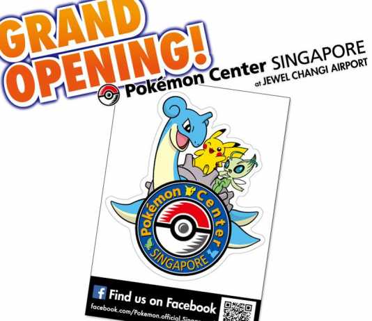 Pokemon Center Singapore