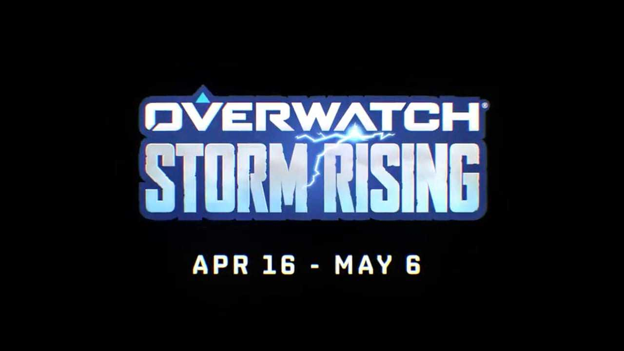 Sojourn-A new hero teased in Overwatch Storm Rising teaser Photo