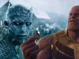 Russo Brothers teases fight between Thanos and Night King