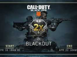 Call of Duty: Black Ops 4 2X Merits