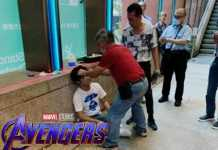 A Man reportedly beaten up outside cinema for leaking Avengers: Endgame spoilers