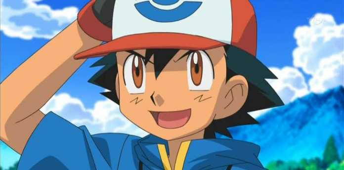 Ash Ketchum In Pokemon Go