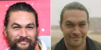 Aquaman Star 'Jason Momoa' Shaves Off His Beard After 7 years