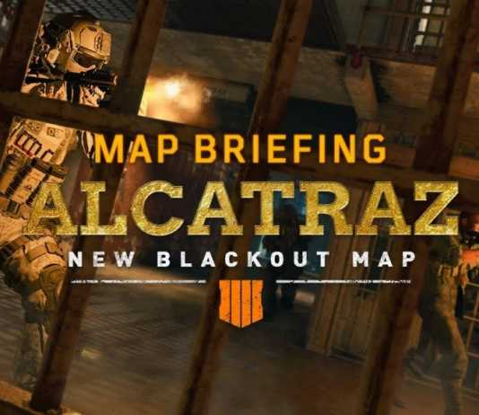 Alcatraz Map Briefing