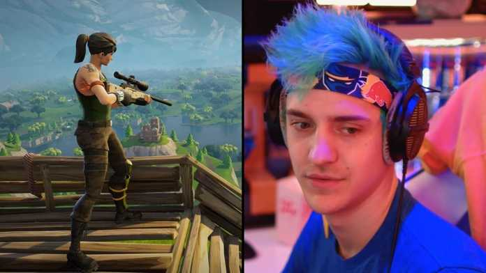 Ninja Says 'Fortnite' Is Going To Be The Next 'H1Z1'