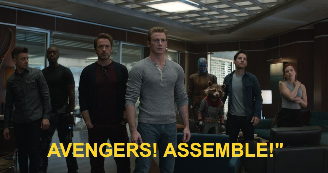 Avengers Endgame Quotes