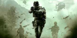 Call of Duty Modern Warfare Campaign