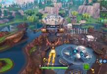 Fortnite Loot Lake Rune Event