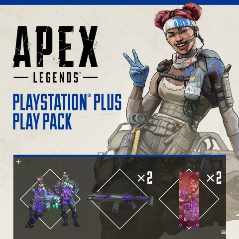 How to get free Apex Legends Playstation Plus Pack 1 Photo