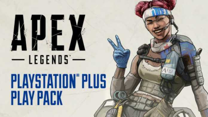 How to get free Apex Legends Playstation Plus Pack Photo