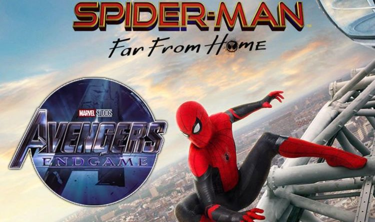 Spider-Man- Far From Home New Trailer Released-Avengers Endgame Aftermath Photo