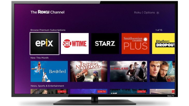 The Roku Channel Movie download
