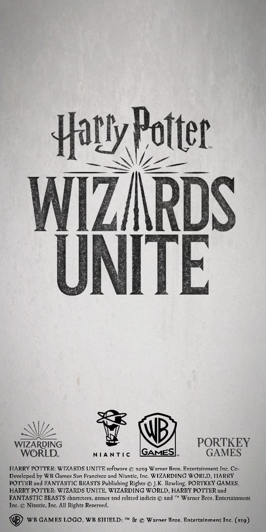 Harry Potter Wizards Unite Beta