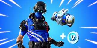 Fortnite Battle Royale cosmetic items