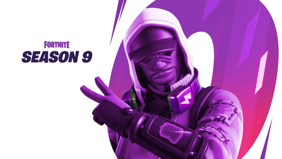 Fortnite Season 9 teaser