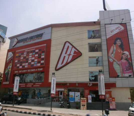 Brand Factory Store Outlets