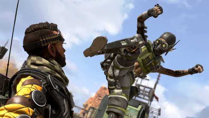New Apex Legends Legendary Hunt LTM playable Elite Queue Players Photo