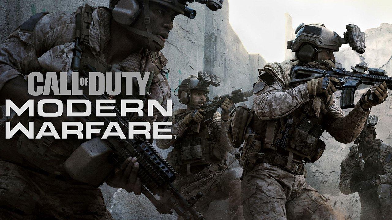 Call of Duty:Modern Warfare Co-Op mode